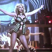 Britney Spears Sexy Circus Live From POM HD Video