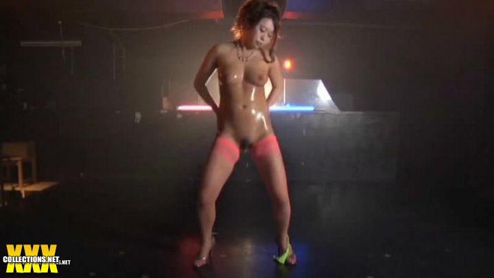 Japanese nude dancing
