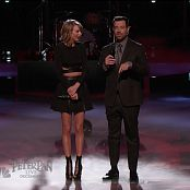 Taylor Swift Blank Space Live The Voice 2014 HD Video