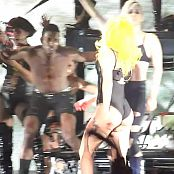 Lady Gaga Leather Outfit And Butt HD Video