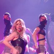 Britney Spears Slave 4 U Sexy Leather Outfit HD Video