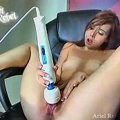 Ariel Rebel Gone Wild Camshow Video