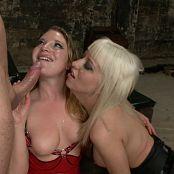 Aurora Snow And Cherry Thorn Latex Anal Babes BDSM HD Video