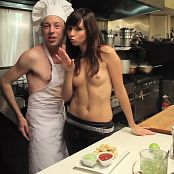 Cooking Guacamole With Ariel Rebel HD Video
