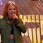 Spice Girls Love Thing Live Bravo TV 1999 Video