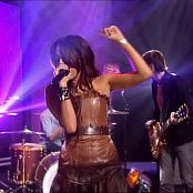 Miley Cyrus Party In The USA Live Chatty Man 2009 Video