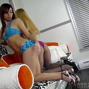 Ariel And Aaliyah BTS 1 2 3 4 joined WMV HD 100115wmv 00007
