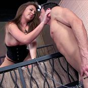 Maddy O Reilly Makes Her Slave Lick Her Feet HD Video