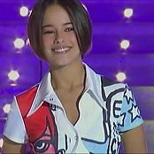 Alizee Gourmandises Live Vivement Dimanch 2001 Video