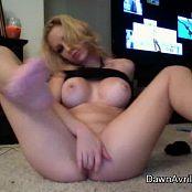 Dawn Avril Black N Big Tits Camshow Video