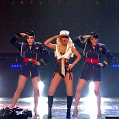 Christina Aguilewra Candy Man Live BTB Tour 2008 HD Video