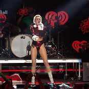 Miley Cyrus Live The Jingle Ball Z100 New York 2014 HD Video