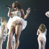 Cheryl Cole And Nicola Roberts Hot Upskirts On Tour HD Video