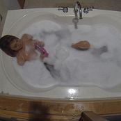 Nikki Sims Alone In The Tub 2015 HDwmv 00003