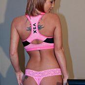 Nikki Sims Treadmill Photo Set