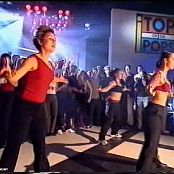 Alice Deejay Back in my life live bei Top of the pops new 260215avi 00004
