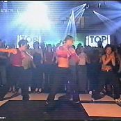 Alice Deejay Back in my life live bei Top of the pops new 260215avi 00005