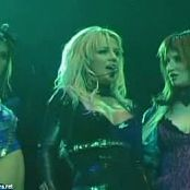 Britney Spears Black Latex Catsuit Onyx E Hotel Special Video