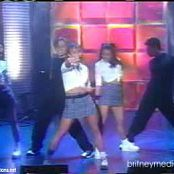 Britney Spears Baby One More Time Live Howie Mandell 1999 Video