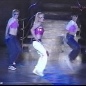 Britney Spears Pink Latex Live 1999 Very Sexy 030315avi 00003
