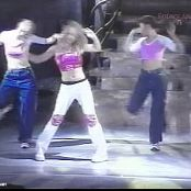 Britney Spears Pink Latex Live 1999 Very Sexy 030315avi 00004