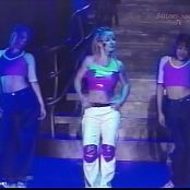 Britney Spears Pink Latex Live 1999 Very Sexy 030315avi 00005