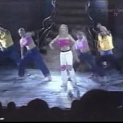 Britney Spears Pink Latex Live 1999 Very Sexy 030315avi 00008