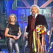Britney Spears Medley Live Wetten Dass 1999 Video
