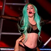 Lady Gaga Medley Live In Sexy See Through Outfit X Factor HD Video