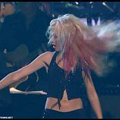 Christina Aguilera Falsas Esperanzas Live Video