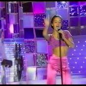 Alizee L Aliz Live Vivement Dimache Cute Pink Outfit Video