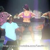Britney Spears In Hot Pink Outfit Live Performance Circus Tour HD Video