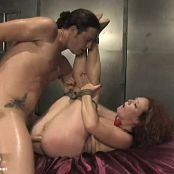 Audrey Hollander Gagged Tied Up And Fucked BDSM Video