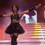 Rihanna Tour Black Latex Parts new 020415110avi 00002