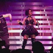 Rihanna Tour Black Latex Parts new 020415110avi 00005