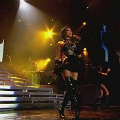 Rihanna Tour Black Latex Parts new 020415110avi 00007