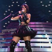 Rihanna Tour Black Latex Parts new 020415110avi 00008