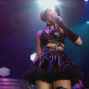 Rihanna Tour Black Latex Parts new 020415110avi 00009