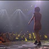 Alizee 2001 Moi Lolita The Dome HQ new 2 020415187avi 00004