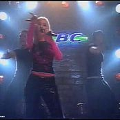 Christina Aguilera What A Girl Wants Live CBC 1999 Video