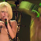 Lady Gaga The Isle of MTV Live Show 2009 HD Video