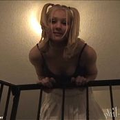 Tiffany Teen Sexy Teen In Pigtails New BTS Footage Leaked Video