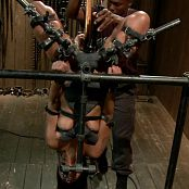 Skin Diamond Painful BDSM At Device Bondage HD Video