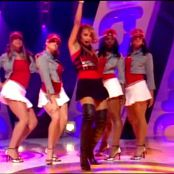 Christina Milian Dip It Low Live TOTP Saturday 2004 Video