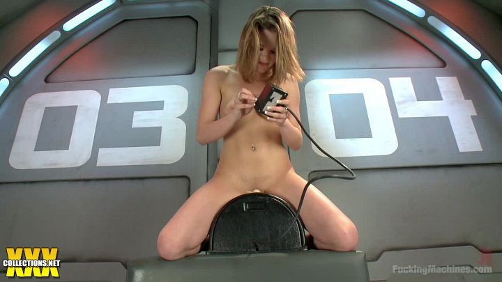 Brianna frost rides sybian on howard stern 9