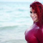 Bianca Beauchamp Mexico Shoots Latex Demo Reel HD Video