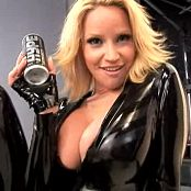 Bianca Beauchamp & Michele Levesque Hype Latex Catsuits Video