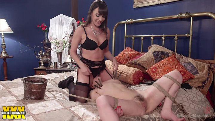 Dana Dearmond Lesbisch Bondage