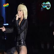 Lady Gaga Poker Face Live Primera Pop 2009 Video