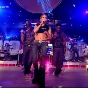 Jennifer Lopez Love Dont Cost A Thing Live TOTP 2001 Video